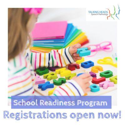 School Readiness Programs – Registrations are OPEN!