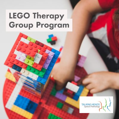 LEGO Group Therapy Program