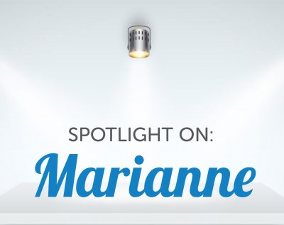 SPOTLIGHT ON: Marianne