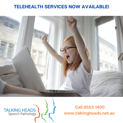 TELEHEALTH Services Now Available!